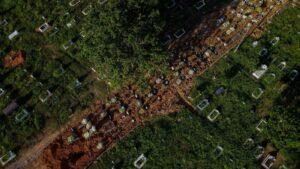 Brazil COVID-19 Deaths Top 400,000 Amid Fears Of Worsening Crisis: Coronavirus Updates: NPR