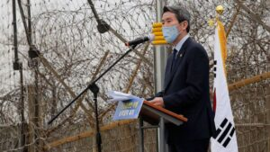 North Korean defector group claims to have sent leaflets at border in defiance of new law