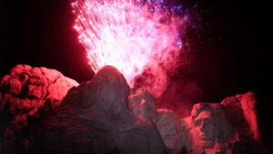 South Dakota governor suing Biden admin for blocking fireworks at Mt. Rushmore — RT USA News
