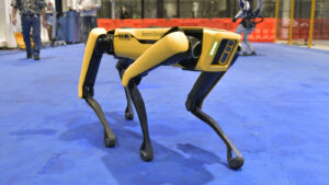 'Creepy' Robot Dog Loses Job With New York Police Department: NPR