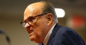 FBI raid on Giuliani has Trumpworld on high alert