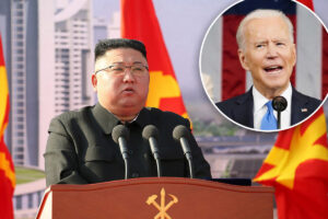 North Korea claims Biden's'big blunder' creates'grave situation'