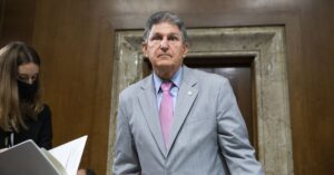 Joe Manchin becomes the first Democrat to oppose DC statehood