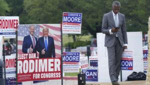 Republican Susan Wright Makes US House Runoff In Texas: NPR