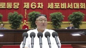 North Korea Warns US Over Biden's Stance On Nuclear Program: NPR