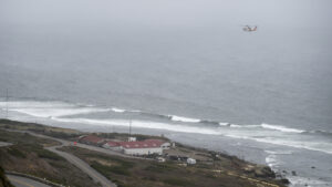 2 Dead And 23 Taken To Hospitals After Boat Capsizes Near San Diego: NPR