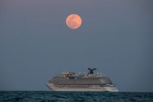 Carnival cruise ships return to Texas port as industry nears return