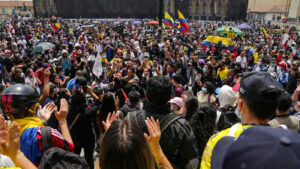 Amid Nationwide Protests, Colombia's President Withdraws Controversial Tax Hike: Coronavirus Updates: NPR