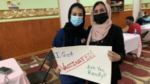 Why Some Kurdish Americans Are Getting Vaccinated, Even During Ramadan: Shots