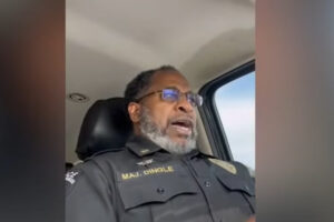 Georgia cop's emotional rant on law enforcement goes viral