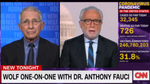 Fauci tells CNN we're'at least HALFWAY THROUGH' the Covid-19 pandemic — RT USA News
