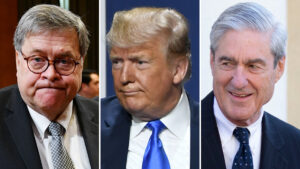 Barr memo saying not to charge Trump must be released, judge says
