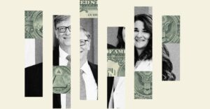 Bill and Melinda Gates's Divorce Is High-Stakes