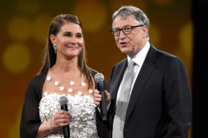 Bill Gates transferred $1.8B in stock to Melinda amid divorce news