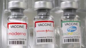 Biden admin backs proposal to lift intellectual property rights on Covid-19 vaccines, Pfizer & Moderna stocks slip — RT USA News