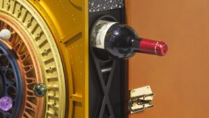 A Fancy Bottle Of Wine That Went To Space Can Be Yours For Perhaps A Million Dollars: NPR