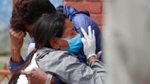 Nepal's Covid-19 cases skyrocket, prompting concern the country's outbreak could mimic India's