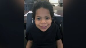 Police locate parents of 3-year-old found wandering alone saying he'left mommy's house'