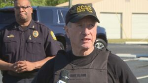 Army trainee with rifle hijacks elementary school bus full of children; kids all safe: Sheriff