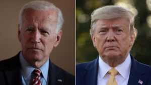 Trump's Republicans assault democracy while Biden gets down to work