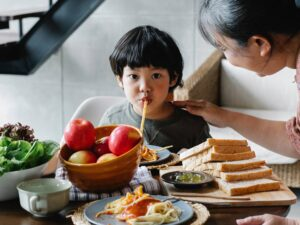 How to handle children who are picky eaters