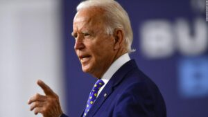 Biden on dismal jobs report:'We knew this wouldn't be a sprint, it'd be a marathon'
