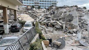 Daniella Levine Cava Confirms 159 People Missing After Miami Beach Condo Collapse Disaster