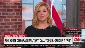 CNN's Brianna Keilar Hammers Tucker Carlson for'Anti-White Mania' Segment, Says'He Is White Rage!'