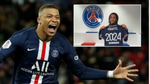 Relief in France as PSG get one Mbappe – Kylian's brother Ethan – to sign new contract — RT Sport News