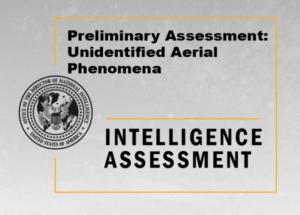 UFO report has been released