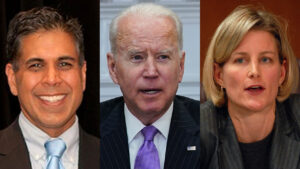 Trump-appointed judges obstruct Biden'pen and phone' policies just months into term